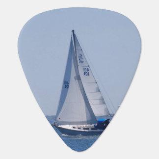 Segelboot Plektrum