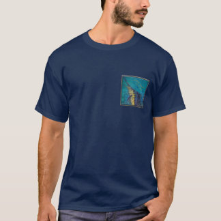 Segelfisch-T - Shirt-Inspektion. Bild T-Shirt