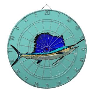 SegelfischDartboard Dartscheibe