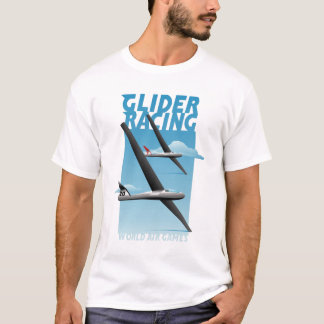 Segelflugzeug-Laufen T-Shirt