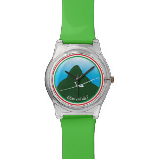 Segelflugzeug - was sonst? armbanduhr