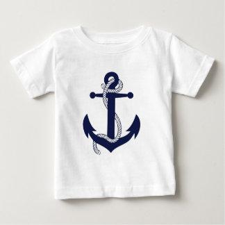 Segeln-Anker-Marine Baby T-shirt