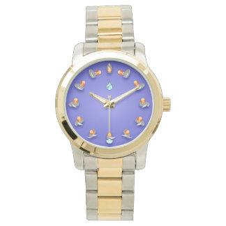 Segeln-Kreis-Uhr Uhr