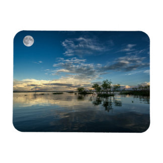 Segeln nahe Iquitos Magnete