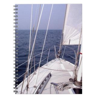 Segeln Notizbücher