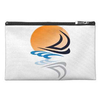 Segeln-Yacht im Sun Reisekulturtasche