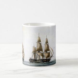 Segelschiff Kaffeetasse