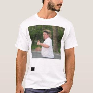 Sehen Sie Jeff zu laufen, sehen Sie Jeff zu T-Shirt