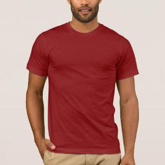 Sehr deutlich rot     > T-Shirt der Männer