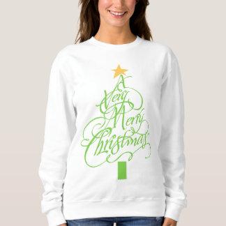 Sehr frohe Weihnachten Sweatshirt