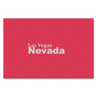 Seidenpapier Las Vegass, Nevada