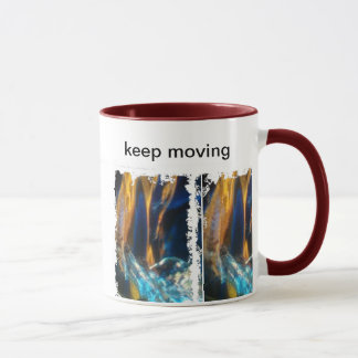 Seien Sie behalten bewegende schmutzige der 3 Tasse