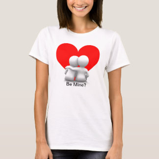 Seien Sie Bergwerk-T - Shirt
