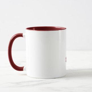 seien Sie Bergwerk-Valentinsgrußideen Tasse