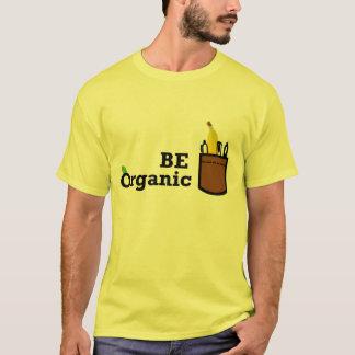 Seien Sie Bio Banane im Taschen-Shirt T-Shirt