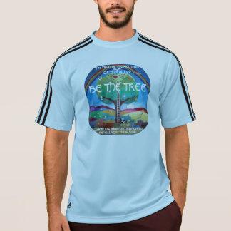 Seien Sie der Baum - Addidas T - Shirt