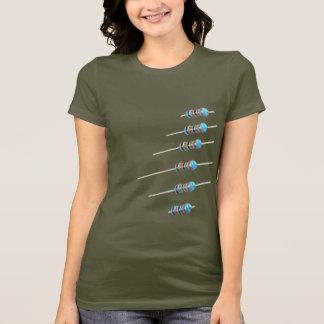 Seien Sie der subtilste Gegner diesbezüglich T-Shirt