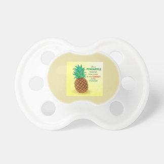 Seien Sie ein Ananas BooginHead® Schnuller