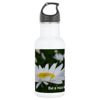 Seien Sie eine Nizza menschliche kundenspezifische Trinkflasche
