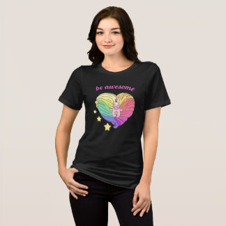 Seien Sie fantastische | Unicorn-T-Stück | T-Shirt