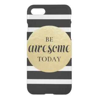 Seien Sie fantastisches heutiger Tag IPhone iPhone 8/7 Hülle
