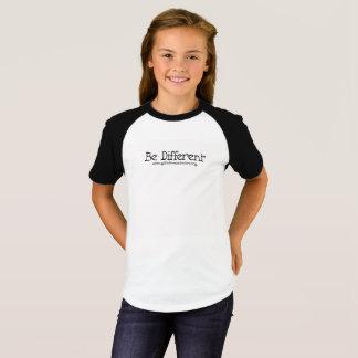 Seien Sie - Kinder unterschiedlich T-Shirt