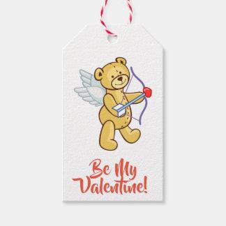 Seien Sie mein Valentinsgruß! Geschenkanhänger