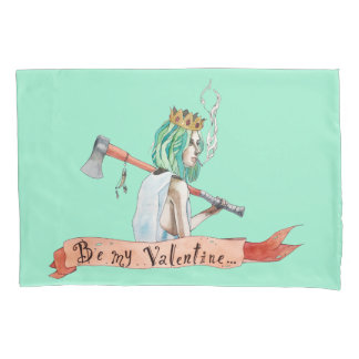 seien Sie mein Valentinsgruß Kissenbezug