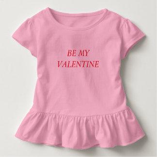 Seien Sie mein Valentinsgruß Kleinkind T-shirt