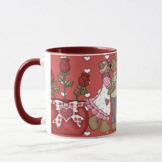 Seien Sie mein Valentinsgruß! Tasse
