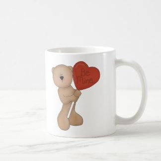 Seien Sie meine Bär Kaffeetasse