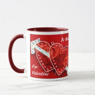 Seien Sie meine für Valentinsgruß Tasse