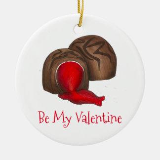 Seien Sie meine Keramik Ornament