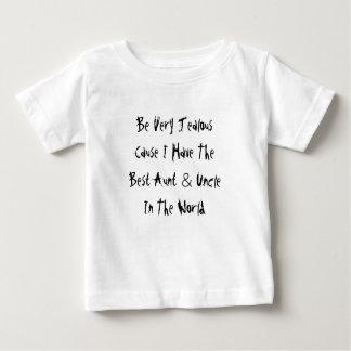 Seien Sie sehr eifersüchtige Ursache, die ich die Baby T-shirt