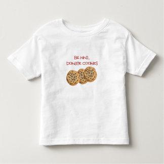 Seien Sie spenden PlätzchenPreppy Penguin-T - Kleinkind T-shirt