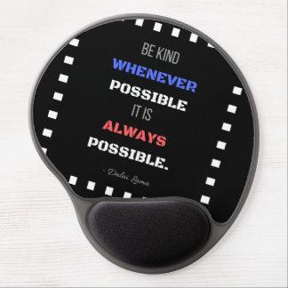 Seien Sie wann immer mögliches Mousepad nett