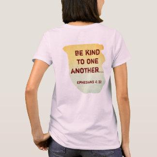 Seien Sie zu gegenseitig nett -- T - Shirt