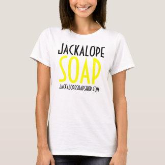 Seifen-T - Shirt der Damen-Jackalope