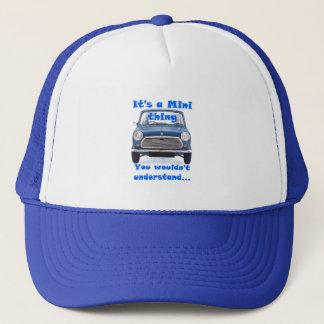Sein eine Minisache….Hut Truckerkappe