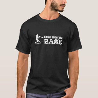 Sein ganz ungefähr die BASIS - Baseball-T-Shirt T-Shirt