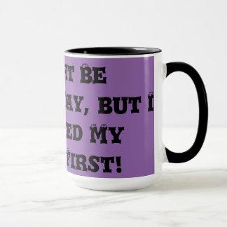 Sein möchte der Tag der Tasse
