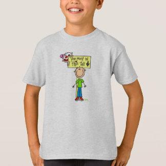 Sein muss hohes dieses T-Shirt