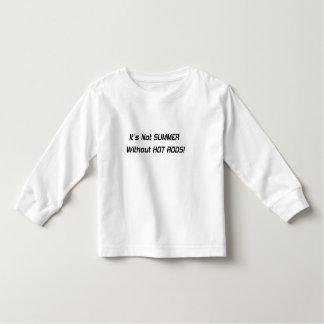 Sein nicht Sommer ohne frisierte Autos Kleinkind T-shirt
