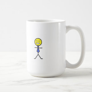 SEIN u. ihrs (Strichmännchen-Ausgabe) Kaffeetasse