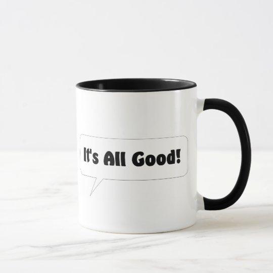 Seine alle gute Tasse