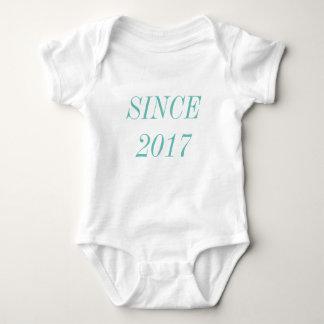Seit 2017 baby strampler