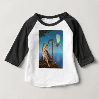 Seit langem erwartend baby t-shirt