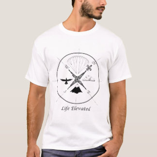 SEITE Davinci hintere Logofront T-Shirt