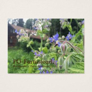 SEITE Farmstead-Karten Visitenkarte