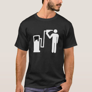 Selbstmord Pumper T-Shirt
